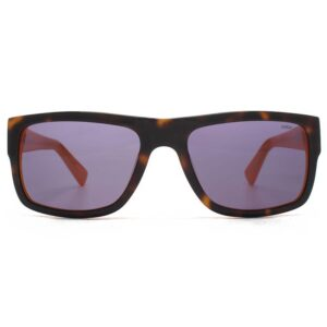 Essilor HK003 ORG Orange - Solbrille Grå