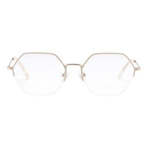 Monkeyglasses Pili 2 White/Gold