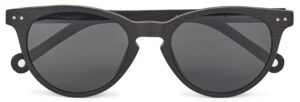 Monkeyglasses Berlin 45-3S Black - Solbrille Grå
