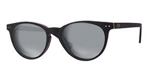 Monkeyglasses Berlin 45-3S Black - Solbrille Metal spejl