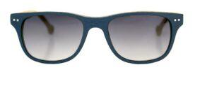 Monkeyglasses Dex 11-40S Blå - Solbrille Grå