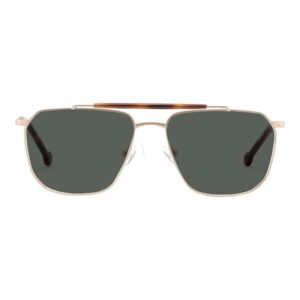 Monkeyglasses Paddington 99S gold - Solbrille Grå