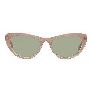 Monkeyglasses Pernille 30S Powder - Solbrille Grøn gradueret