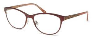 Scandinavian Eyewear 6762 401 Rød