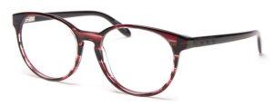 Scandinavian Eyewear 6811 615 Meleret rød