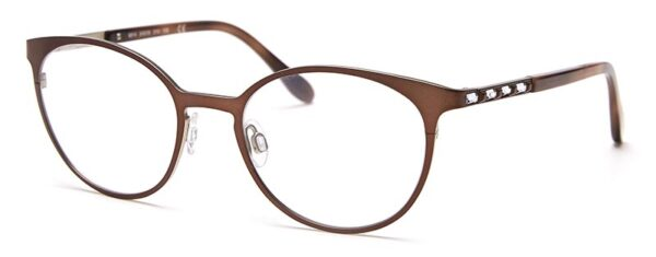 Scandinavian Eyewear 6814 210 Brun