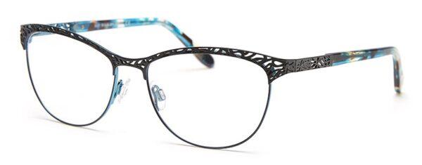 Scandinavian Eyewear 6830 001 Blå